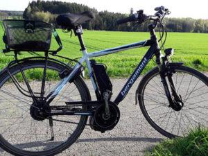 E-Bikes kaufen, E-Bike-Werkstatt und E-Bike-Leasing in Bad Berneck im Fichtelgebirge