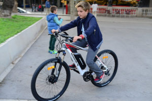 e-bike-laden und e-bike-werkstatt