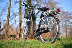 e-bike und pedelec für mobilität